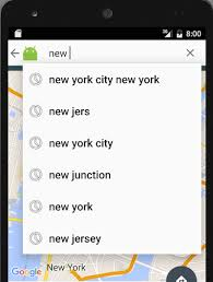 image search android android search customize suggestion layout stack overflow