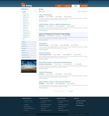 job website template free job portal templates phpjabbers