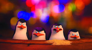 the penguins of madagascar the penguins of madagascar u0026 night at the museum 3 footage preview