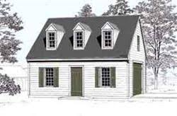 colonial garage plans colonial williamsburg style garage plan 432 1 looks 18th