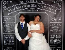 wedding backdrop chalkboard personalized photo booth backdrop wedding reception photo