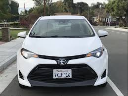 toyota california toyota corollas for sale in san jose ca 95117