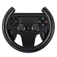 gaming steering wheel aliexpress com buy black ps4 gaming racing steering wheel