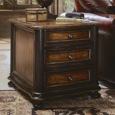 Slaters Furniture Modesto by Hooker Furniture Preston Ridge Chairside Chest Ahfa Occasional