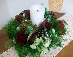 christmas floral arrangement crafthubs paradise studio flower