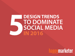 2016 design trends 5 design trends to dominate social media in 2016 on behance