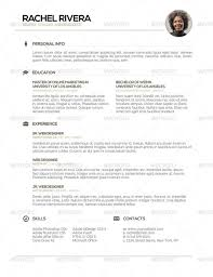 Graphic And Web Designer Resume Simplus 1 Or 2 Piece Simple And Clean Resume By Kamarashev