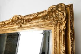 Floor To Ceiling Mirror by Vintage Very Large Floor To Ceiling French Gilded Mirror At 1stdibs