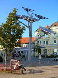 the solar tree a symbol of gleisdorf austria machinery