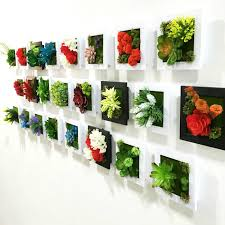 Online Get Cheap Flower Wall Decorations Aliexpresscom Alibaba - Flowers home decoration
