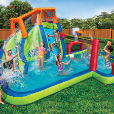backyard water slides for pools home outdoor decoration
