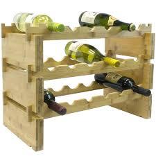 sorbus wine rack stand marvellous ceiling wine rack sorbus 3 tier stackable bamboo 18