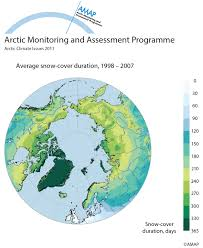 Arctic Map Documents Maps And Graphics Arctic Climate Issues 2011