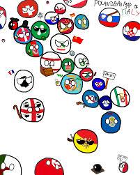 Map If Italy by Polandball Map Of Italy Polandball