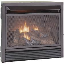 amazon com duluth forge dual fuel vent free fireplace insert