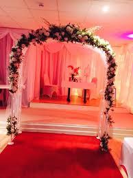 wedding arches glasgow secondhand prop shop wedding arch