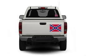 Confederate Flag Pickup Truck Confederate Flag Decal 1 14