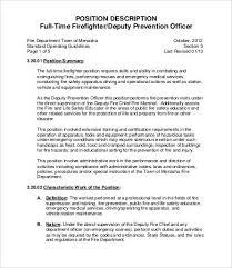 firefighter job description firefighter resume best firefighter