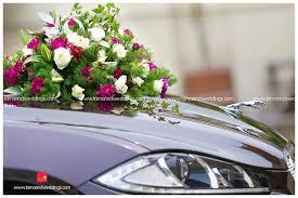 Christian Wedding Car Decorations Christian Wedding Kerala Christian Wedding