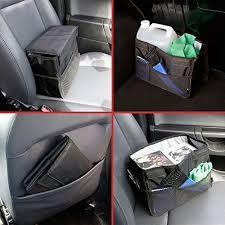 coffre siege rangement organisateur pliable sac de rangement voiture pour coffre ou