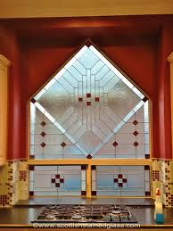 stained glass windows for kitchen cabinets custom stained glass for kitchens