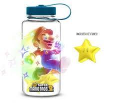 water bottle nintendo super mario bros 2 animepoko