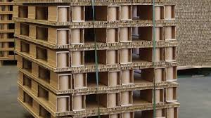 paper pallets carton pallets corrugated pallets cardboard
