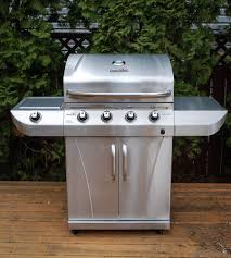 Backyard Grill 4 Burner by Bbq Love A Review Of Char Broils 4 Burner Stainless Grill From