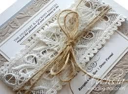 wedding invitations durban rustic fuchsia designs