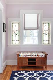 stained glass work table design stained glass design entry victorian with crown molding wood molding
