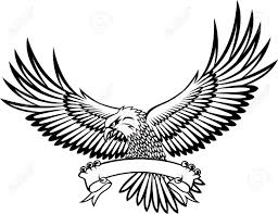 eagle tattoo clipart mexican eagle tribal clipart free download best mexican eagle
