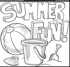 beach coloring pages preschool stunning printable summer coloring pages with summer color pages in