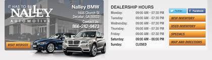 nalley decatur bmw nalleycars com volkswagen lexus ford bmw acura bentley