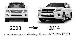 xe oto lexus lx 570 độ xe lexus lx570 2008 lên 2014 độ lexus lx570 conversion lx570