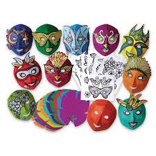 large mardi gras mask mask paper masks