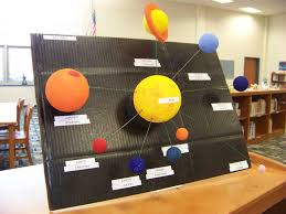 solar system project ideas 3rd grade solar system projects