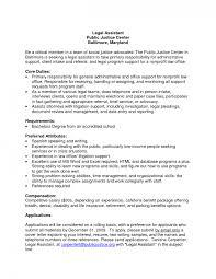 Lawyer Resume Samples by Resume Summer Internship Resume Sample Materials Handler Resume