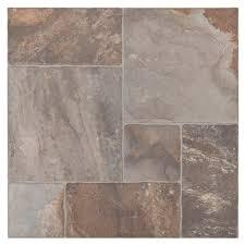floor and decor tile mix aran stone anti slip porcelain tile 17in x 17in
