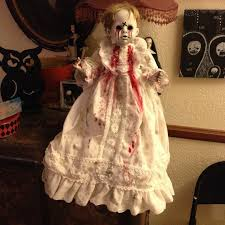 Scary Baby Doll Halloween Costume 26 Creepy Dolls Images Creepy Dolls Scary
