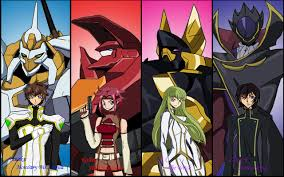 code geass 10 facts you need to know about knightmares from code geass