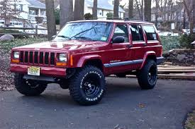 raised jeep cherokee 1999 jeep cherokee lifted news reviews msrp ratings with