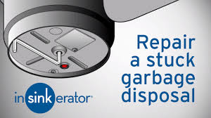 garbage disposal repair how to fix a garbage disposal