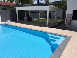 modern bungalow with swimming pool for rent house for rent in brunei