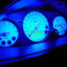 2003 ford focus instrument cluster lights ford fiesta blue speedo dash led kit interior light ebay