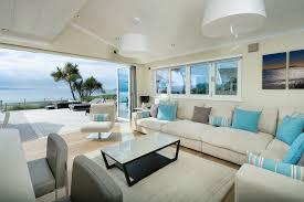beach house decorating living room beach style with corner sofa bi