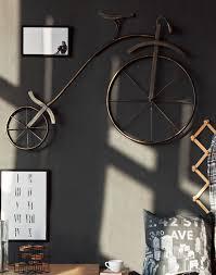 buy retro cycle wall decor online at orange tree