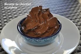 cuisine au siphon mousse siphon au chocolat croquant fondant gourmand