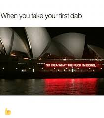 Dab Meme - 25 best memes about first dab first dab memes