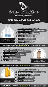 best hair growth shampoo for women 2017 reviews perfecthairguide
