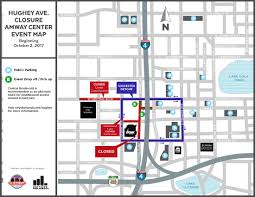 Orlando Traffic Map by Parking U0026 Directions Amway Center
